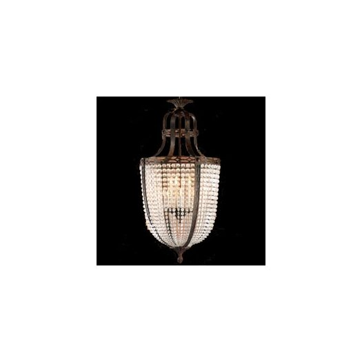 Zaneen Lighting Longas 15 Light Inverted Pendant
