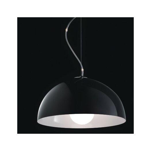 Zaneen Lighting Anke 1 Light Bowl Pendant