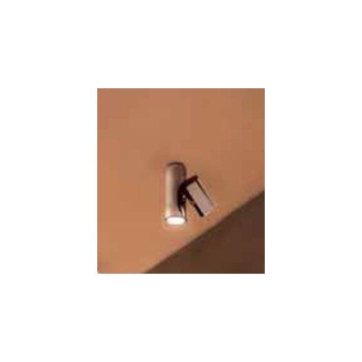 """Zaneen Lighting Kronn 5.75"""" Flush Mount in White"""