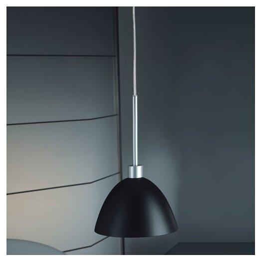 Zaneen Lighting Willy 1 Light Bowl Pendant