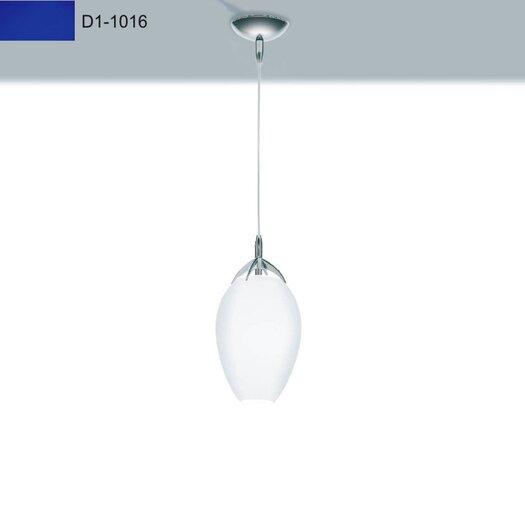 Zaneen Lighting Flora 1 Light Pendant
