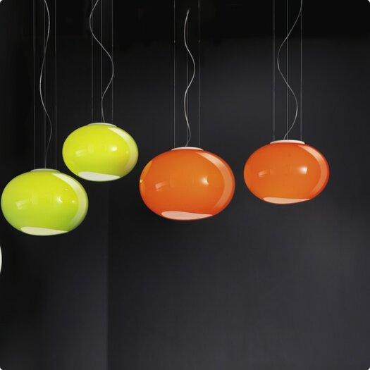 Zaneen Lighting Noa 1 Ligth Globe Pendant