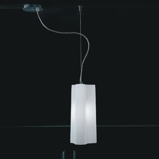 Zaneen Lighting Alvi 1 Light Mini Pendant