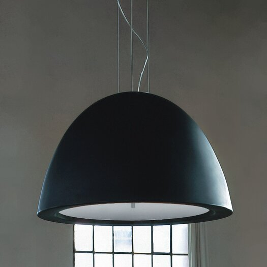 Zaneen Lighting Willy 100 Bowl Pendant
