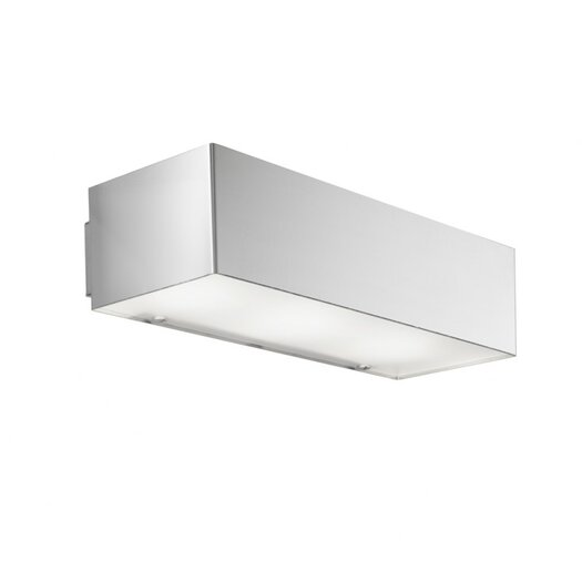 Zaneen Lighting Domino Inox 3 Light Flush Mount  / Wall Sconce Strip Light
