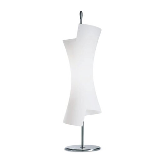 """Zaneen Lighting Twister 31"""" H Table Lamp with Novelty Shade"""