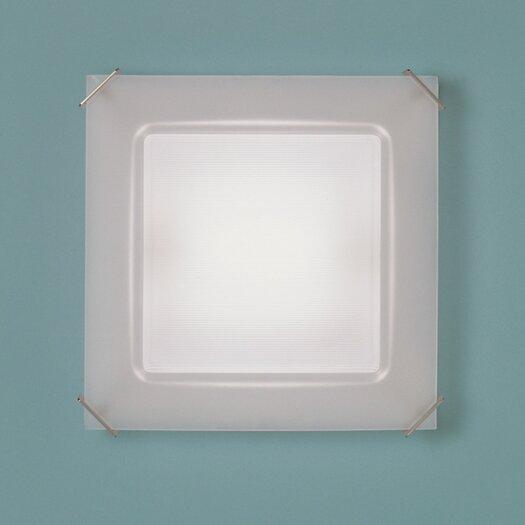 Zaneen Lighting Atreo Wall or Ceiling Flush Mount