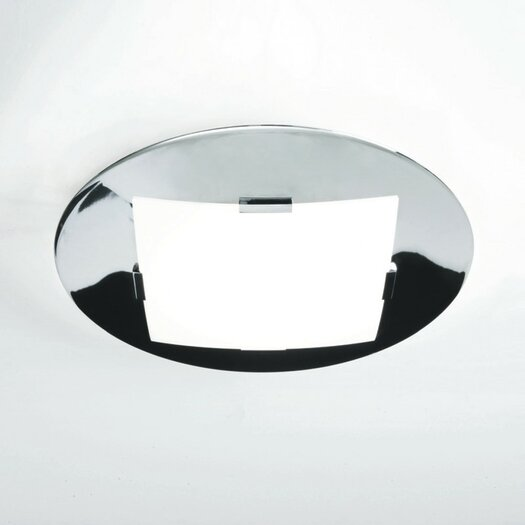 Zaneen Lighting Damas 2 Light Flush Mount