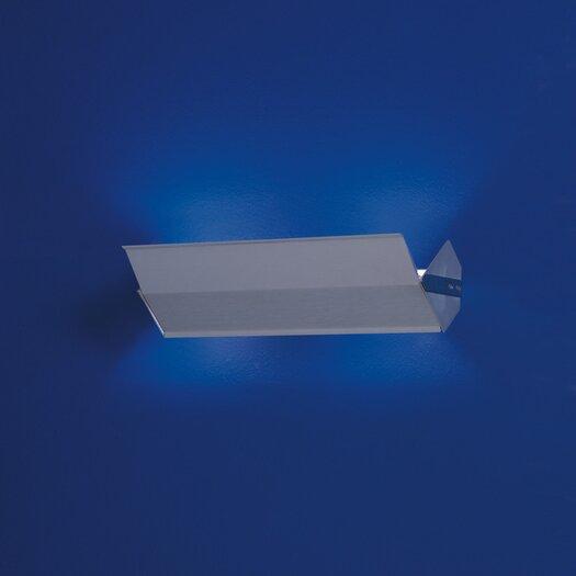 Zaneen Lighting Loft 2 Light Contemporary Wall Sconce