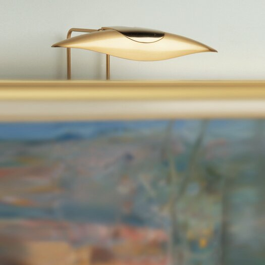 Zaneen Lighting Raya Contemporary 2 Light Picture Light