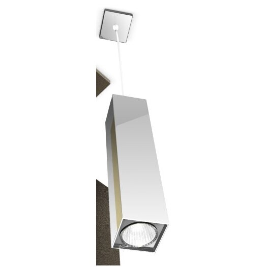 Zaneen Lighting Two 1 Light Mini Pendant