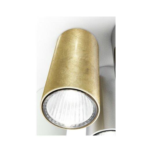 Zaneen Lighting One 1 Light Semi Flush