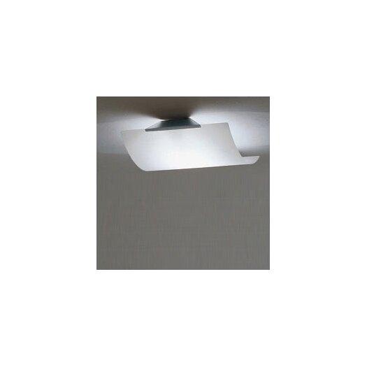 Zaneen Lighting Tecla 1 Light Semi Flush Mount