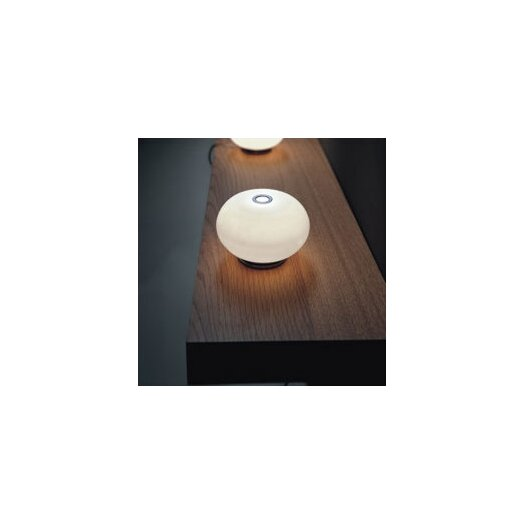 """Zaneen Lighting Blow Mini 3.5"""" H Table Lamp with Bowl Shade"""