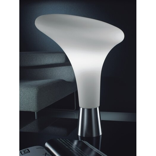 Zaneen Lighting Bollard 24.75'' H Table Lamp