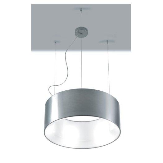 Zaneen Lighting Cyclos 1 Light Drum Pendant