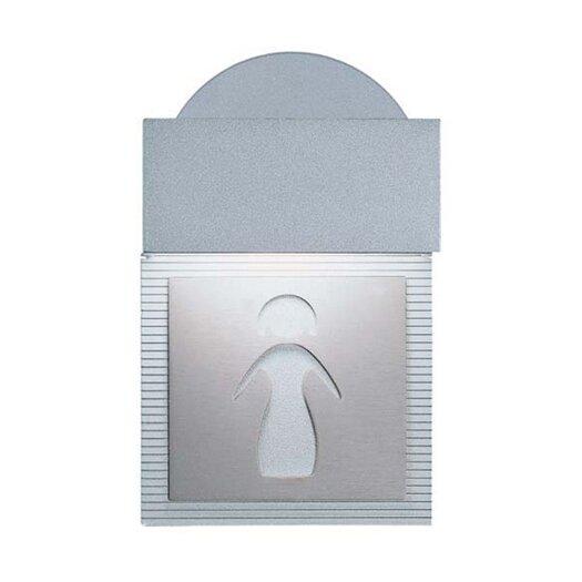 Zaneen Lighting Mini Signal 1 Light Sconce