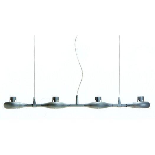 Zaneen Lighting Space 4 Light Kitchen Island Pendant