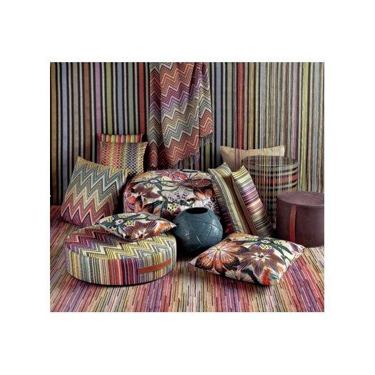 Missoni Home Throw: Missoni Home Passiflora_Giant Cotton Throw Pillow