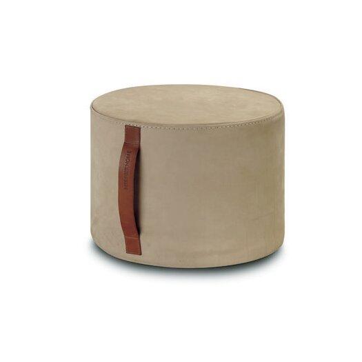 Missoni Home Gravita Oman Leather: Missoni Home Oman Cylindrical Pouf Ottoman