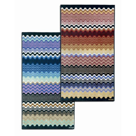 Missoni Home Lara 2 Piece Towel Set
