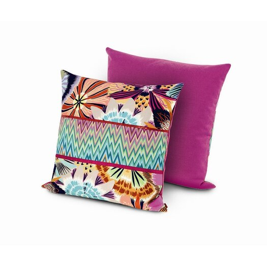 Missoni Home Girandole Neda PW Cotton Throw Pillow