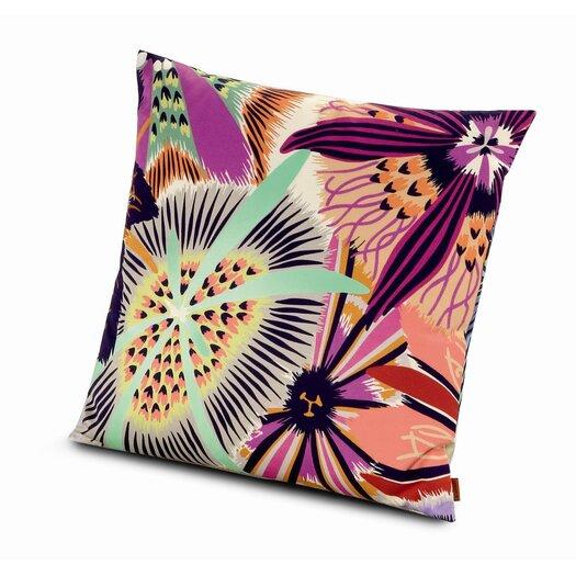Missoni Home Girandole Neda Embroidered Cotton Throw Pillow