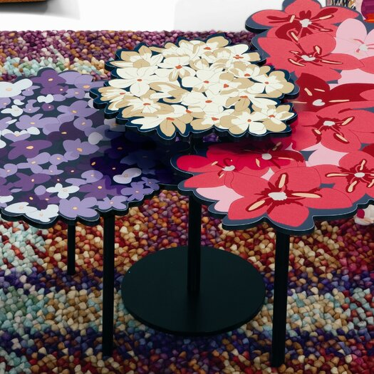 Missoni Home Lou Giallo Table