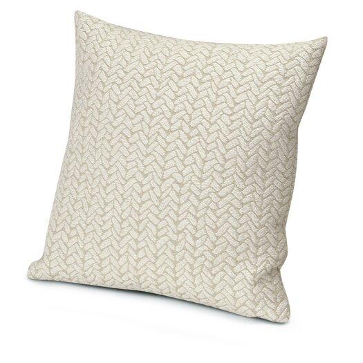 Margherita Pointillee Ontario Throw Pillow
