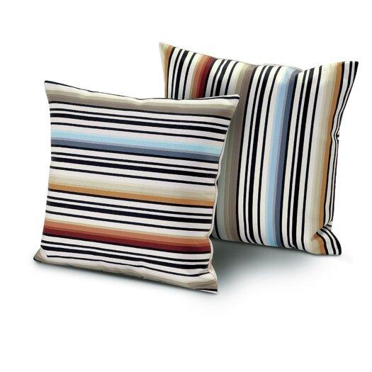 Missoni Home Master Moderno T60 Janisey Cotton Throw Pillow