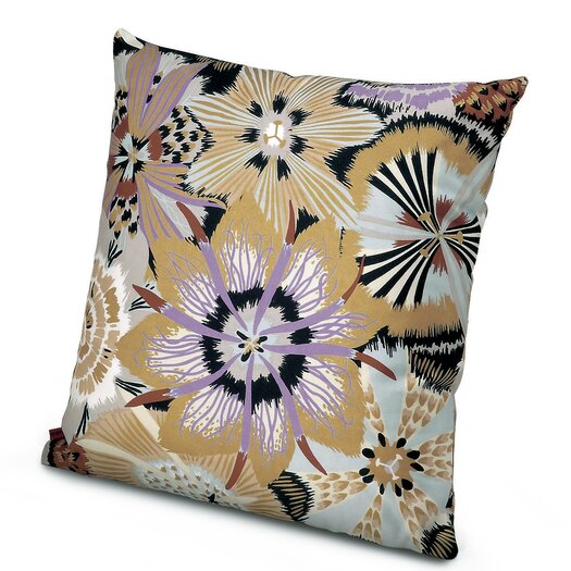 Golden Age Kandahar Cotton Throw Pillow