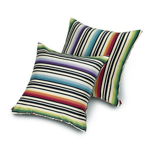 Missoni Home Master Moderno T59 Janisey Cotton Throw Pillow