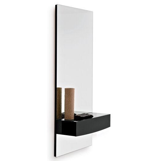Calligaris Morgan Mirror with Shelf