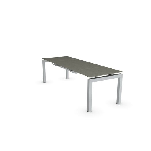 Airport Rectangular Counter Height Extendable Dining Table