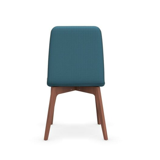 Sami Upholstered Wooden Chair (Set of 2)