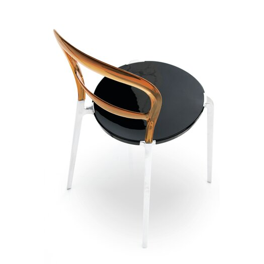 Calligaris Wien Armless Stacking Chair Allmodern