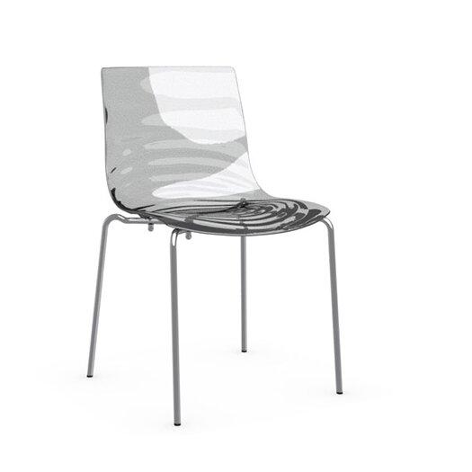 Calligaris L'Eau 4 Leg Base Side Chair