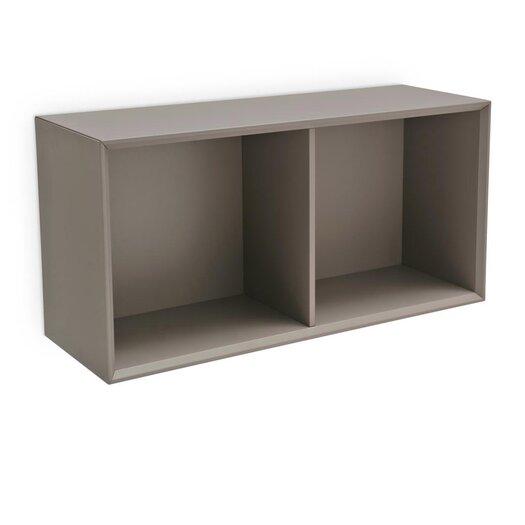 """Calligaris Inside 15.75"""" Cube Unit Bookcase"""