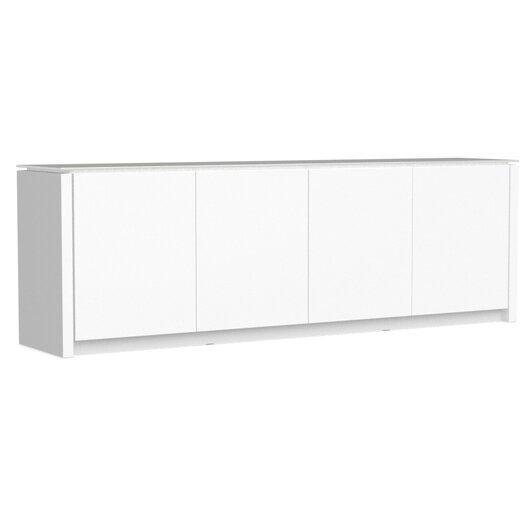 Calligaris Mag 4 Door Console Storage Unit Allmodern