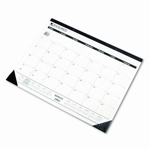 At-A-Glance Desk Pad