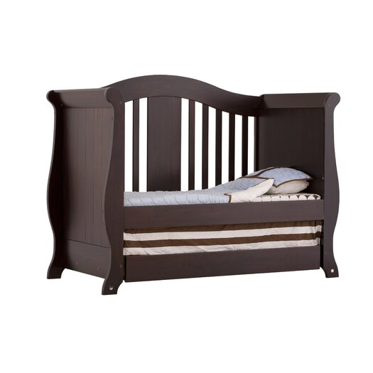 Storkcraft Vittoria 3-in-1 Convertible Crib