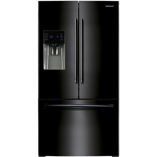 Samsung 24.6 cu. ft. French Door Refrigerator with External Water & Ice Dispenser