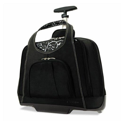 Kensington Contour Balance Notebook Laptop Briefcase