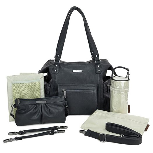 Timi and Leslie Abby Convertible Diaper Bag in