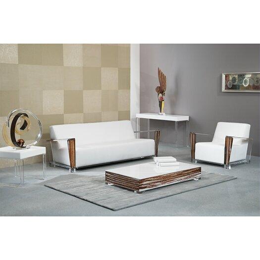 Shahrooz Contempo Acrylic Coffee Table