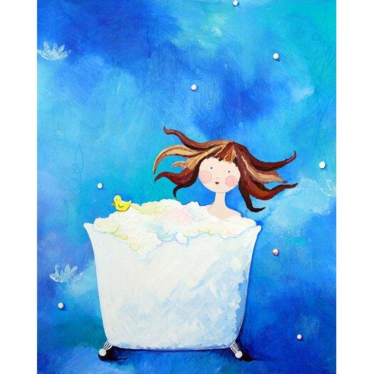 Cici Art Factory Bathtime Paper Print