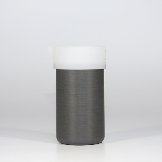 Glass Cup and Store in White