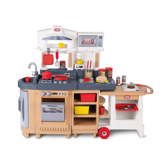 Little Tikes Cook Around Kitchen Cart Allmodern