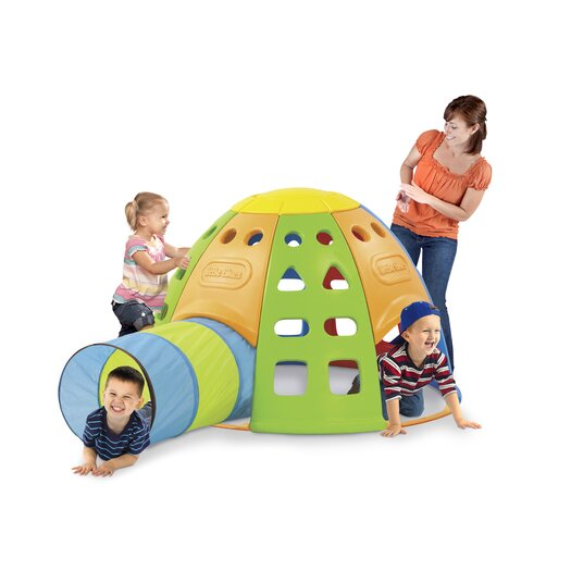 Little Tikes Little Tikes® Tunnel 'N Dome Climber