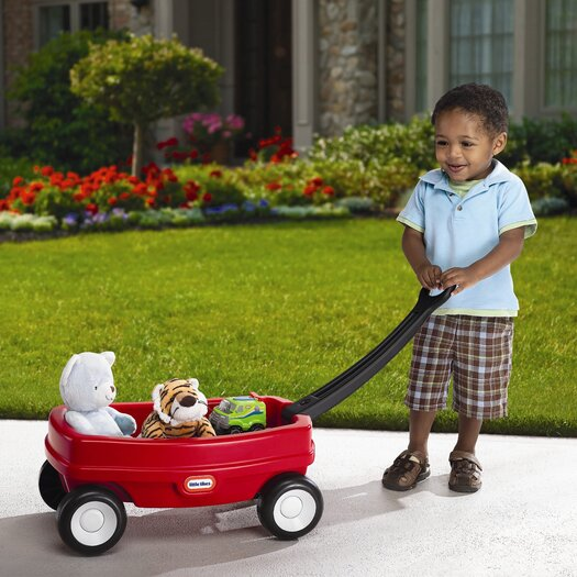 Little Tikes Lil' Wagon Ride-On
